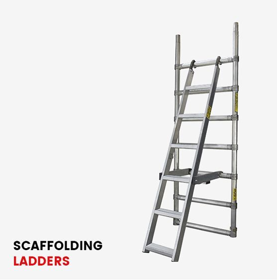 ▷ Aluminum Scaffolding Parts | Modules for Scaffold for
